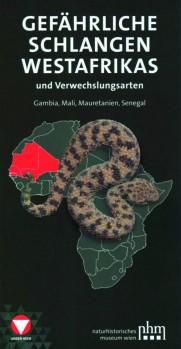 Gefährliche Schlangen Westafrikas und Verwechslungsarten – Gambia, Mali, Mauretanien, Sene-gal