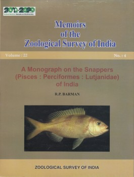 A Monograph of the Snappers of India