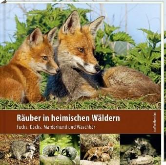 Räuber in heimischen Wäldern – Fuchs, Dachs, Marderhund und Waschbär