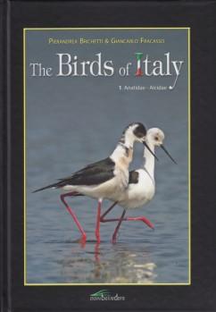 The Birds of Italy 1. Anatidae – Alcidae