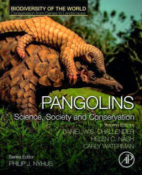 PANGOLINS – Science, Society and Conservation
