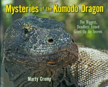 Mysteries of the Komodo Dragon –  The Biggest, deadliest Lizard gives up its secrets