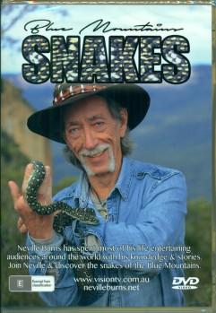 Neville Burns - Blue Mountain Snakes