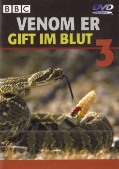 DVD VENOM ER 3 Die Giftambulanz