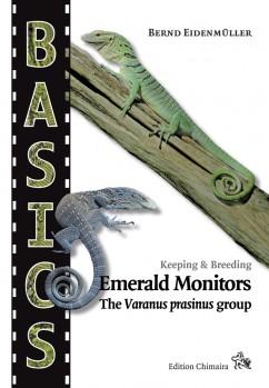 Emerald Monitors The Varanus prasinus Group
