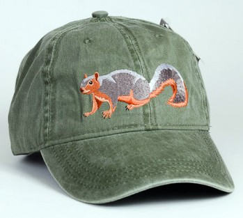 Fox Squirrel – Fuchshörnchen