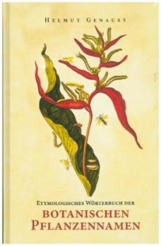 Etymologisches Wörterbuch der botanischen Pflanzennamen