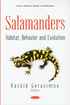Salamanders – Habitat, behavior and Evolution