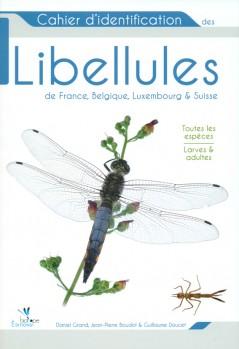 Cahier d'identification des Libellules de France, Belgique, Luxembourg & Suisse