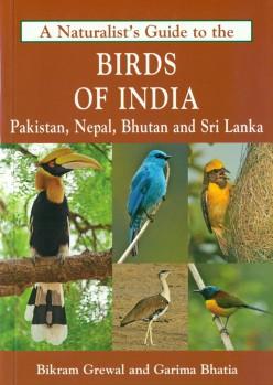 Birds of India Pakistan, Nepal Bhutan and Sri Lanka