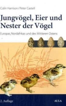 Jungvögel, Eier und Nester der Vögel Europas, Nordafrikas und des Mittleren Ostens – Ein Naturführer zur Fortpflanzungsbiologie