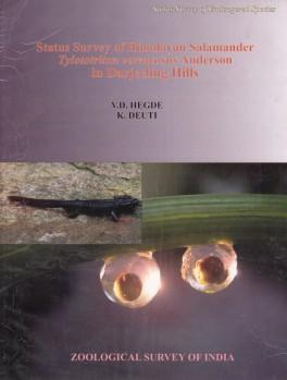 Status Survey of Himalayan Salamanders Tylototriton verrucosus Anderson in Darjeeling Hills
