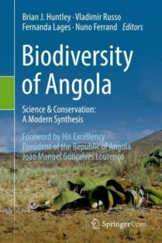 Biodiversity of Angola - Science & Conservation A Modern Synthesis