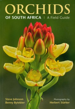 Orchids of South Africa – A Field Guide