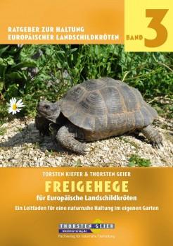 Freigehege für Europäische Landschildkröten - Ein Leitfaden für eine naturnahe Haltung im eigenen Garten