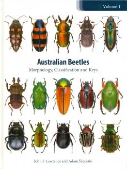 Australian Beetles Series Vol. 1 Morphology, Classification and Keys