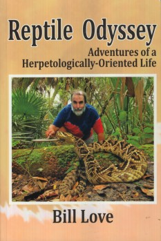 Reptile Odyssey – Adventures of a Herpetologically-Orientated Life
