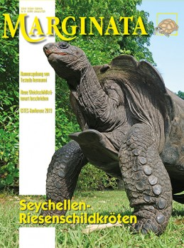 Heft 59 Seychellen-Riesenschildkröten