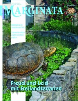 Heft 60 Freud und Leid mit Freilandterrarien