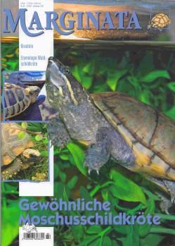 Heft 64 Gewöhnliche Moschusschildkröte