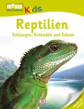 Reptilien. Schlangen, Krokodile und Echsen