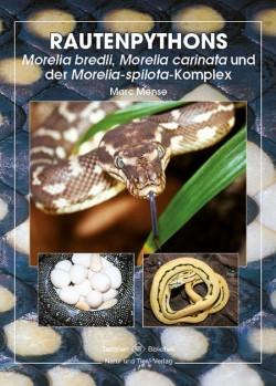 Rautenpythons - Morelia bredli, Morelia carinata und der Morelia spilota-Komplex
