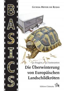 Die Überwinterung von Europäischen Landschildkröten. 50 Fragen – 50 Antworten