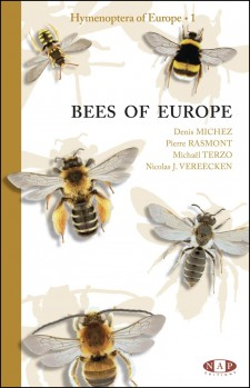 Bees of Europe – Hymenoptera of Europe 1