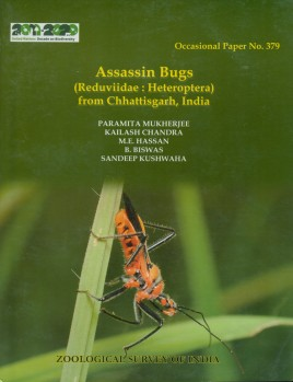 Assassin Bugs from Chhattisgarh, India