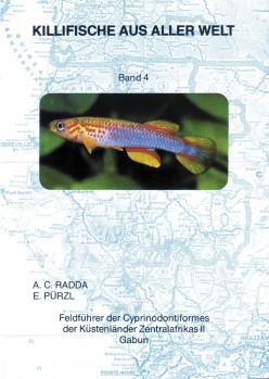 Feldführer der Cyprinodontiformes der Küstenländer Zentralafrikas II. Gabun