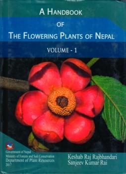 A Handbook of the Flowering Plants of Nepal 2 Vol. Set.