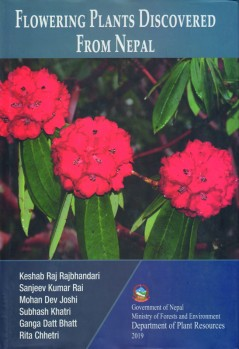 Flowering Plants Discovered from Nepal 2 Vol. Set.