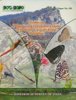 Studies on Odonata and Lepidoptera fauna of foothills of Aravalli Range, Rajasthan