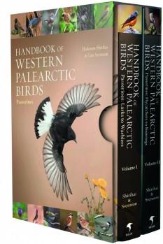 Handbook of Western Palearctic Birds – Passerines (2-Volume Set)