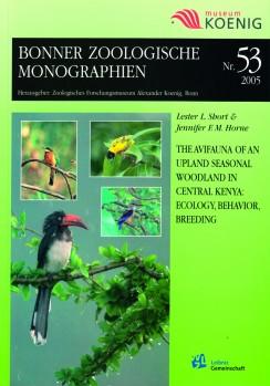 The Avifauna of an Upland Seasonal Woodland in Central Kenya – Ecology, Behavior, Breeding