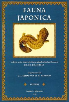 Fauna Japonica – Reptilia