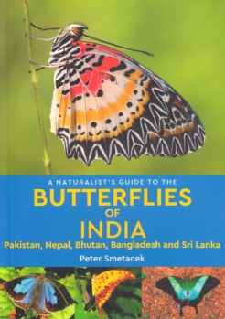 Butterflies of India Pakistan, Nepal, Bhutan, Bangladesh and Sri Lanka