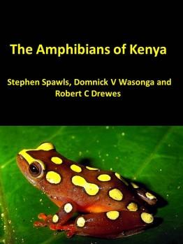 The Amphibians of Kenya