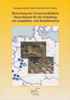 Bewertung der Verantwortlichkeit Deutschlands für die Erhaltung von Amphibien- und Reptilienarten