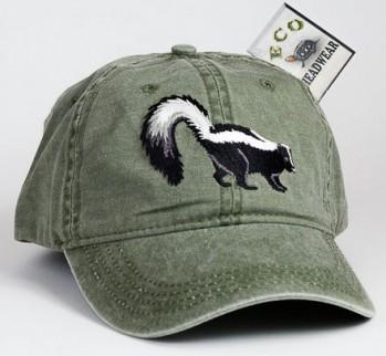 Striped Skunk – Streifenskunk