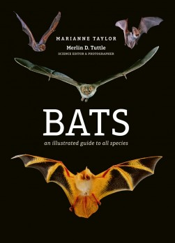 Bats – An Illustrated Guide to all Species