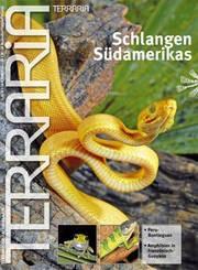 26 Schlangen Südamerikas