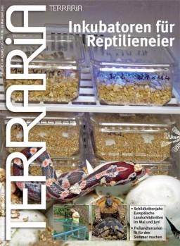 29 Inkubatoren für Reptilieneier