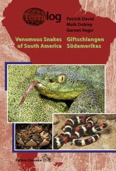 Terralog 17 Giftschlangen Südamerikas
