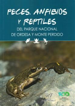 Peces, Anfibios y Reptiles del Parque Nacional de Ordesa y Monte Perdido