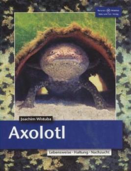 Axolotl - Lebensweise, Haltung, Nachzucht