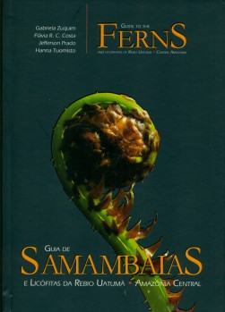 Guide to the Ferns and Lycophytes of Rebio Uatuma – Central Amazonia