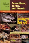 Guide and Reference to Crocodilians, Turtles, and Lizards of Eastern and Central North America (North of Mexico)