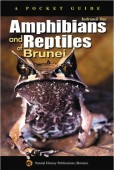 Amphibians and Reptiles of Brunei - A Pocket Guide