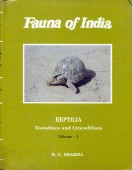 Fauna of India Reptilia Vol. I - Testudines and Crocodilians